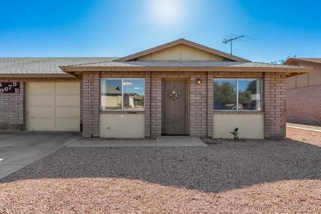 9679 W Cinnabar Avenue B, Peoria, AZ 85345 (MLS #6167515) :: Long Realty West Valley