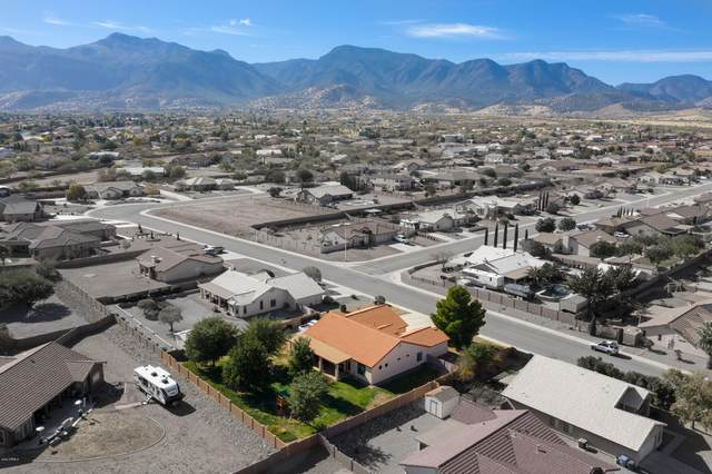3911 Salceda Place, Sierra Vista, AZ 85650 (MLS #6167519) :: Long Realty West Valley