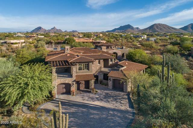 9290 E Thompson Peak Parkway #470, Scottsdale, AZ 85255 (MLS #6167520) :: Keller Williams Realty Phoenix