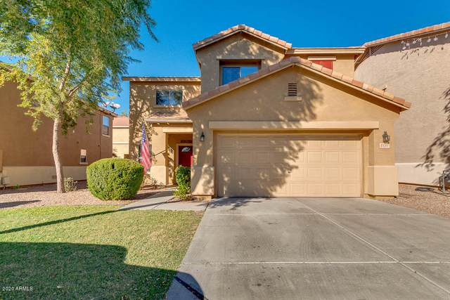 2137 S Luther, Mesa, AZ 85209 (MLS #6167565) :: Long Realty West Valley