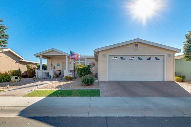 11201 N El Mirage Road F136, El Mirage, AZ 85335 (MLS #6167614) :: Service First Realty