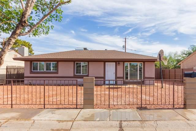 2525 N 39TH Avenue, Phoenix, AZ 85009 (MLS #6167623) :: Service First Realty