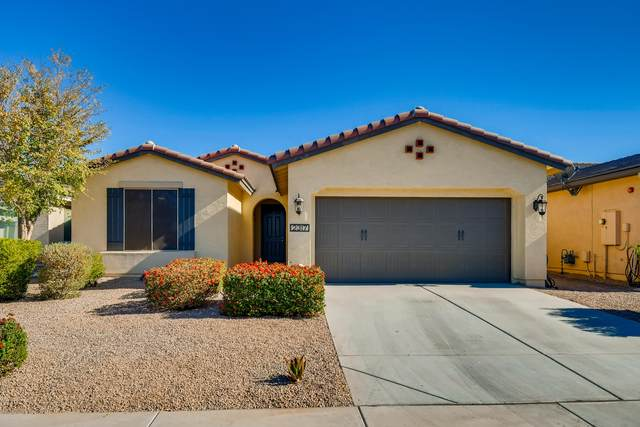 2317 S Banning Street, Gilbert, AZ 85295 (MLS #6167626) :: CANAM Realty Group