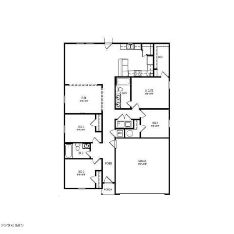 215 E Bobcat Place, Casa Grande, AZ 85122 (MLS #6167682) :: Yost Realty Group at RE/MAX Casa Grande