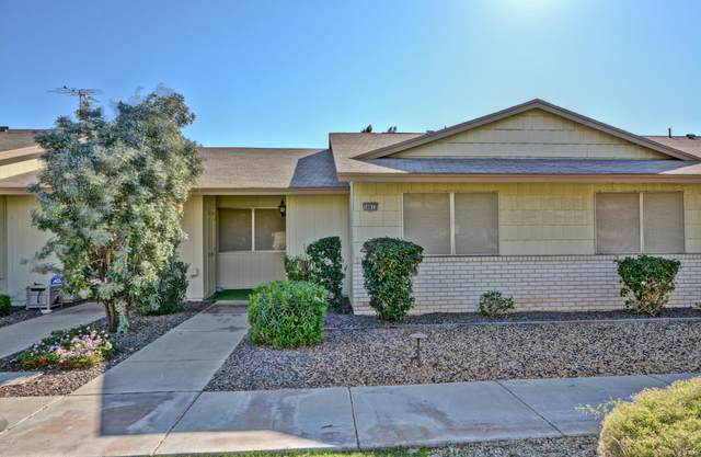 18833 N Palomar Drive, Sun City West, AZ 85375 (MLS #6167693) :: Service First Realty