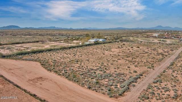 0 Sandstone Road, Casa Grande, AZ 85193 (MLS #6167699) :: The Helping Hands Team