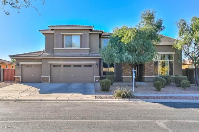 7563 W Peck Drive, Glendale, AZ 85303 (MLS #6167709) :: Homehelper Consultants