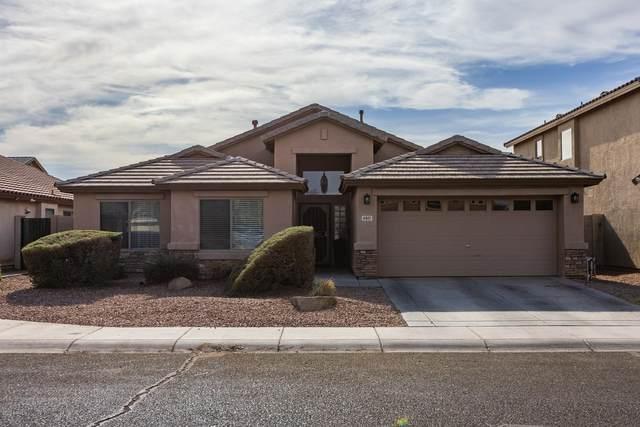 4801 W Caldwell Street, Laveen, AZ 85339 (MLS #6167712) :: Homehelper Consultants