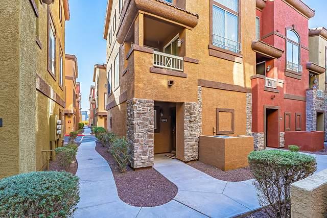 1920 E Bell Road #1111, Phoenix, AZ 85022 (MLS #6167716) :: Homehelper Consultants