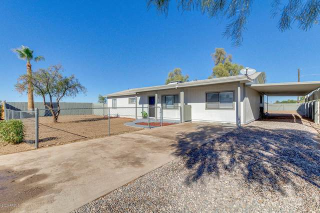 676 W Palo Verde Avenue, Coolidge, AZ 85128 (MLS #6167753) :: Yost Realty Group at RE/MAX Casa Grande