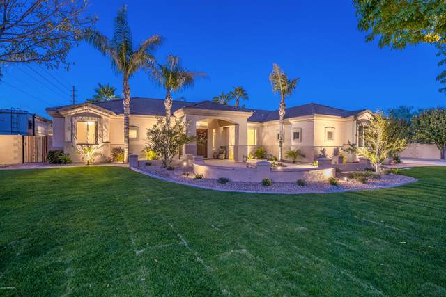 16413 S Greenfield Road, Gilbert, AZ 85295 (MLS #6167760) :: Conway Real Estate