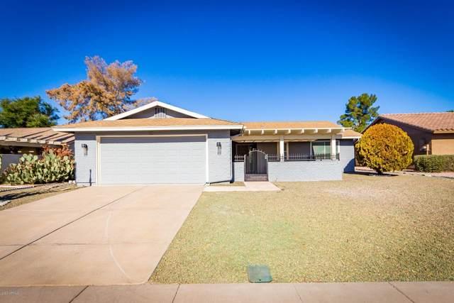 986 Leisure World, Mesa, AZ 85206 (MLS #6167767) :: Balboa Realty