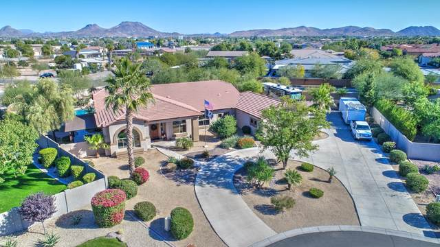 23301 N Paseo Verde Lane, Peoria, AZ 85383 (MLS #6167774) :: Conway Real Estate