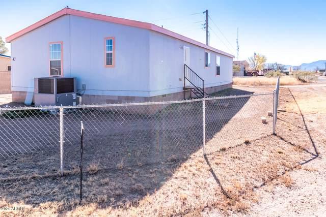 42 E Via Papaya, Huachuca City, AZ 85616 (MLS #6167820) :: My Home Group