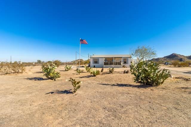 311 S Amarillo Valley Road, Maricopa, AZ 85139 (MLS #6167841) :: Yost Realty Group at RE/MAX Casa Grande