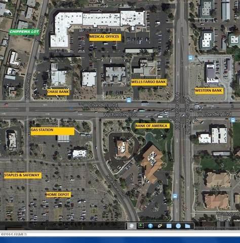 248 N Chippewa Place, Chandler, AZ 85224 (MLS #6167843) :: The W Group
