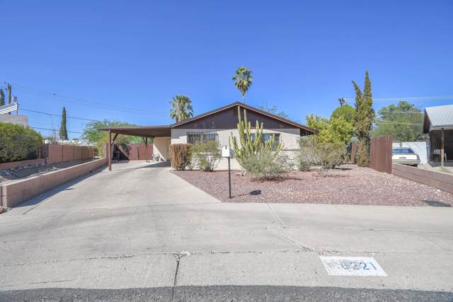 6221 E 35TH Street, Tucson, AZ 85711 (MLS #6167846) :: BVO Luxury Group