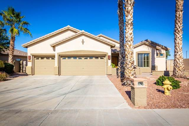 3948 E Dubois Avenue, Gilbert, AZ 85298 (MLS #6167848) :: Conway Real Estate