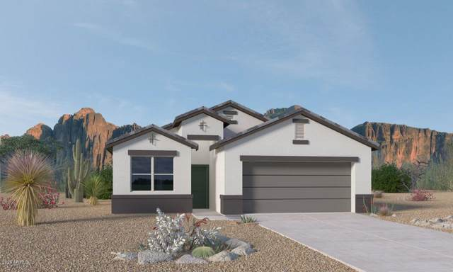 1958 W Cameron Boulevard, Coolidge, AZ 85128 (MLS #6167856) :: Yost Realty Group at RE/MAX Casa Grande