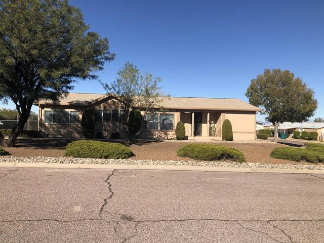 5355 E Brickey Drive, Hereford, AZ 85615 (MLS #6167859) :: BVO Luxury Group