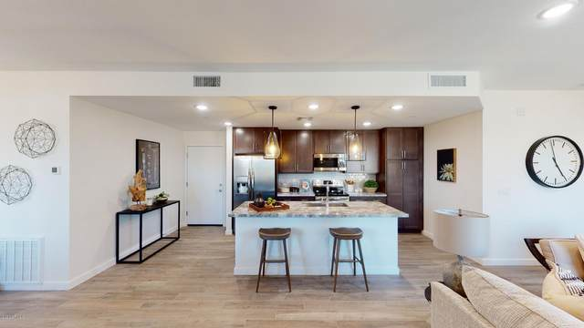 155 N Lakeview Boulevard #106, Chandler, AZ 85225 (MLS #6167860) :: Devor Real Estate Associates