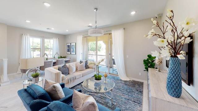 155 N Lakeview Boulevard #203, Chandler, AZ 85225 (MLS #6167866) :: The Copa Team | The Maricopa Real Estate Company