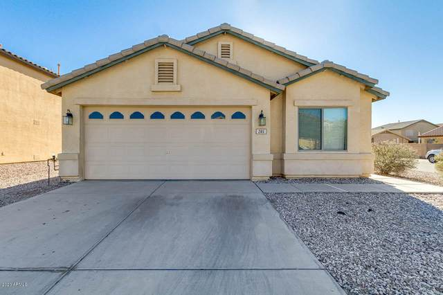 285 W Jersey Way, San Tan Valley, AZ 85143 (MLS #6167874) :: The Luna Team