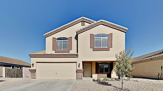 284 W Settlers Trail, Casa Grande, AZ 85122 (MLS #6167878) :: Yost Realty Group at RE/MAX Casa Grande