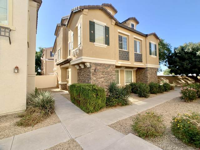 9233 E Neville Avenue #1027, Mesa, AZ 85209 (MLS #6167889) :: Midland Real Estate Alliance