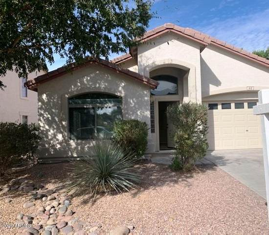 512 E Melanie Street, San Tan Valley, AZ 85140 (MLS #6167921) :: The Luna Team