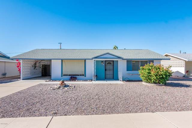 11608 N Hagen Drive, Sun City, AZ 85351 (MLS #6167924) :: Midland Real Estate Alliance