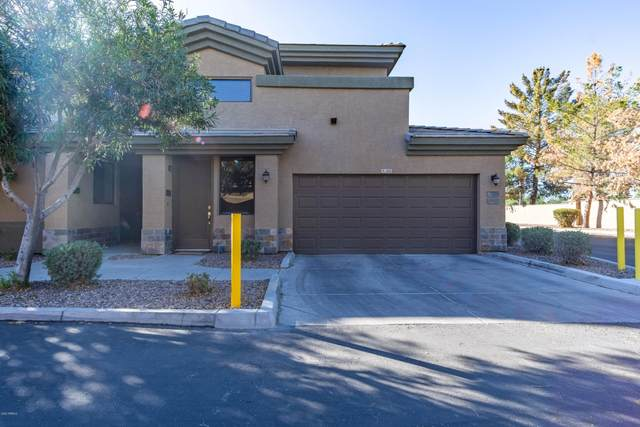 705 W Queen Creek Road #2218, Chandler, AZ 85248 (MLS #6167925) :: BVO Luxury Group