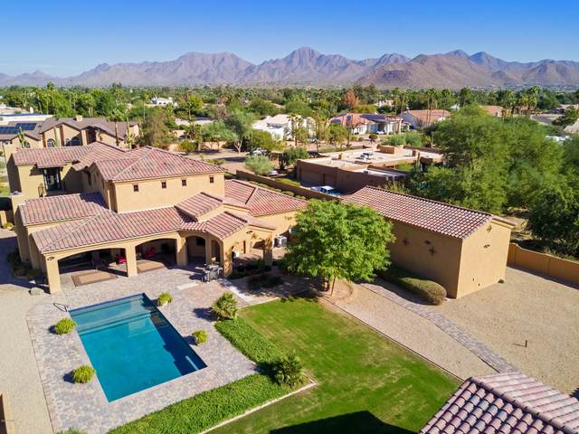 10125 E Cortez Drive, Scottsdale, AZ 85260 (MLS #6167930) :: Conway Real Estate