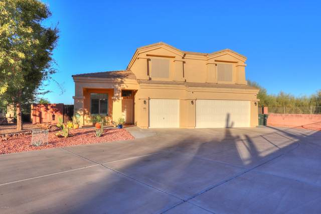 3690 N Crane Place, Casa Grande, AZ 85122 (MLS #6167957) :: Midland Real Estate Alliance