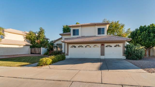 1543 E Ironwood Drive, Chandler, AZ 85225 (MLS #6167971) :: Keller Williams Realty Phoenix