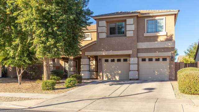 16362 W Sierra Street, Surprise, AZ 85388 (MLS #6167977) :: Balboa Realty