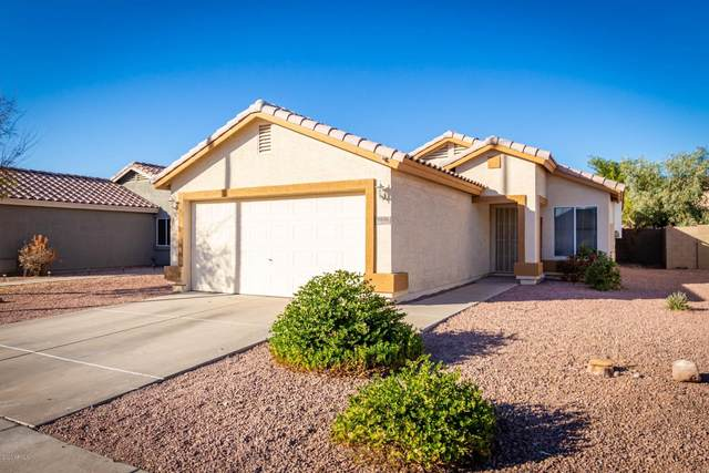 11830 W Paradise Drive, El Mirage, AZ 85335 (MLS #6167992) :: NextView Home Professionals, Brokered by eXp Realty