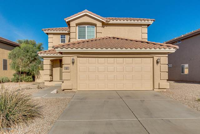 172 S 18 TH Street, Coolidge, AZ 85128 (MLS #6168010) :: Yost Realty Group at RE/MAX Casa Grande