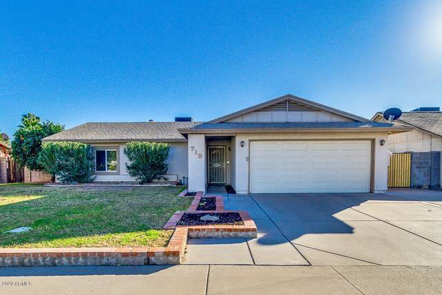 719 W Nopal Place, Chandler, AZ 85225 (MLS #6168046) :: Balboa Realty