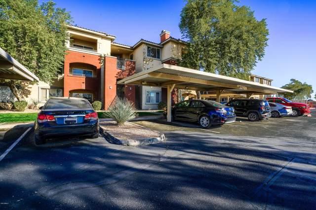 5401 E Van Buren Street #1066, Phoenix, AZ 85008 (MLS #6168060) :: The Property Partners at eXp Realty