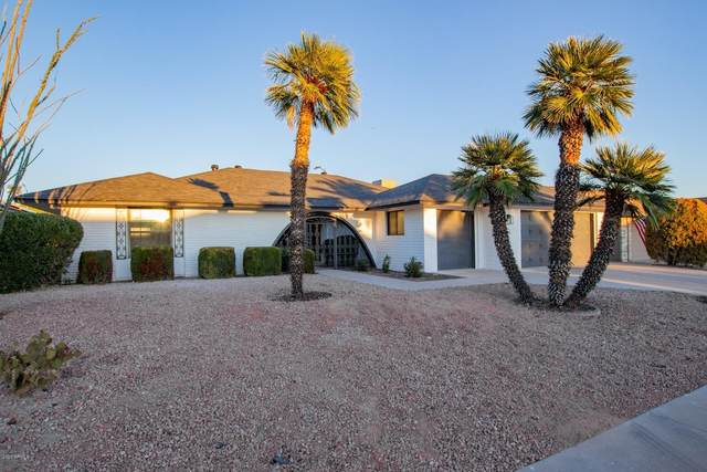 12610 W Gable Hill Drive, Sun City West, AZ 85375 (MLS #6168069) :: Balboa Realty