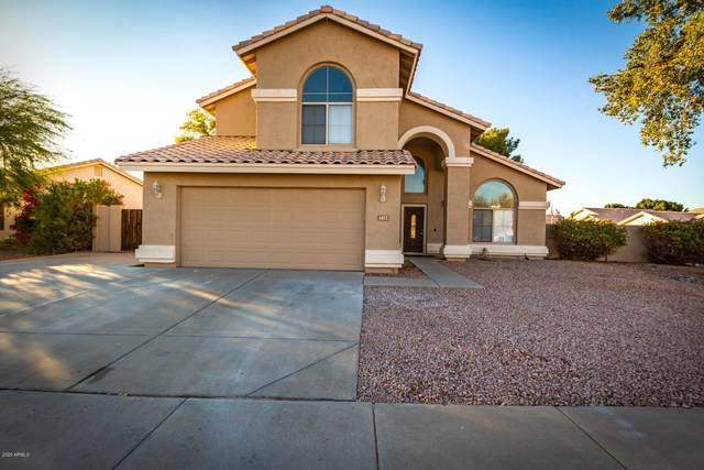 1872 W Goldfinch Way, Chandler, AZ 85286 (MLS #6168077) :: Keller Williams Realty Phoenix