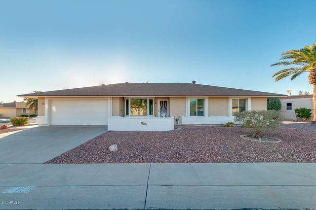 10705 W Amber Trail, Sun City, AZ 85351 (MLS #6168090) :: Balboa Realty