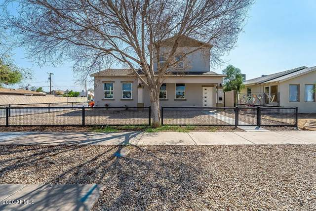 1155 E Fillmore Street B, Phoenix, AZ 85006 (MLS #6168097) :: Conway Real Estate