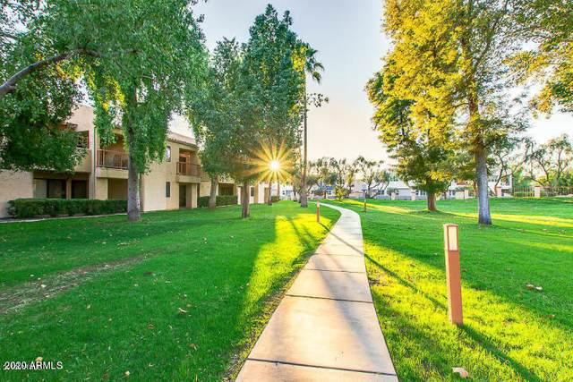 9460 N 92ND Street #103, Scottsdale, AZ 85258 (MLS #6168104) :: Maison DeBlanc Real Estate