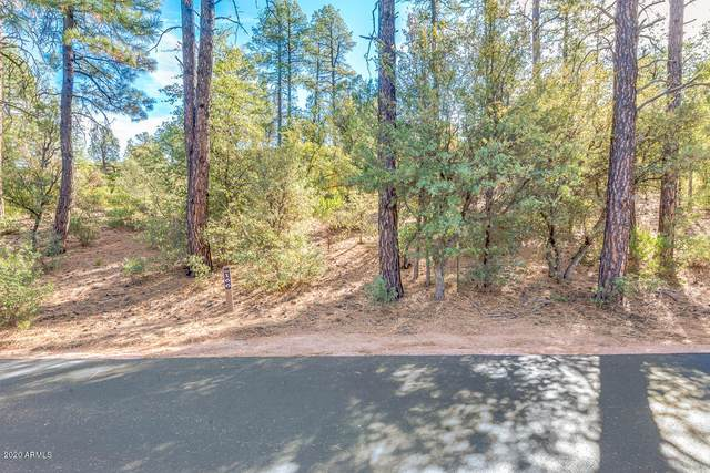 805 S Monument Valley Drive, Payson, AZ 85541 (MLS #6168115) :: RE/MAX Desert Showcase