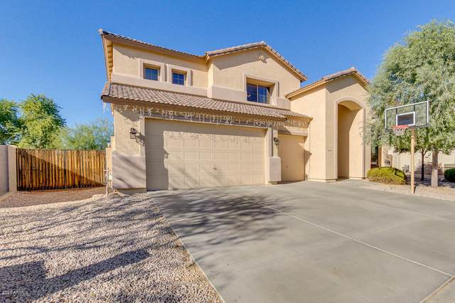4464 N 151ST Drive, Goodyear, AZ 85395 (MLS #6168126) :: BVO Luxury Group