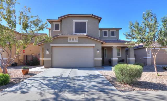 19538 N Crestview Lane, Maricopa, AZ 85138 (MLS #6168130) :: Keller Williams Realty Phoenix
