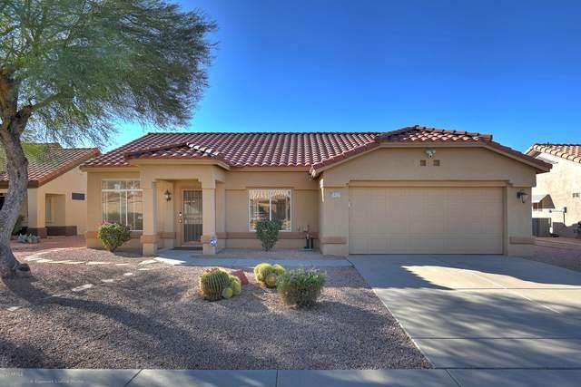 14127 W Tomahawk Way, Sun City West, AZ 85375 (MLS #6168149) :: Brett Tanner Home Selling Team