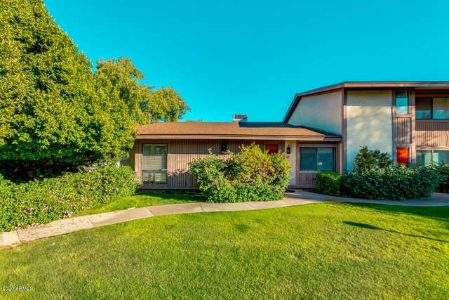1550 N Stapley Drive #88, Mesa, AZ 85203 (MLS #6168153) :: The Luna Team